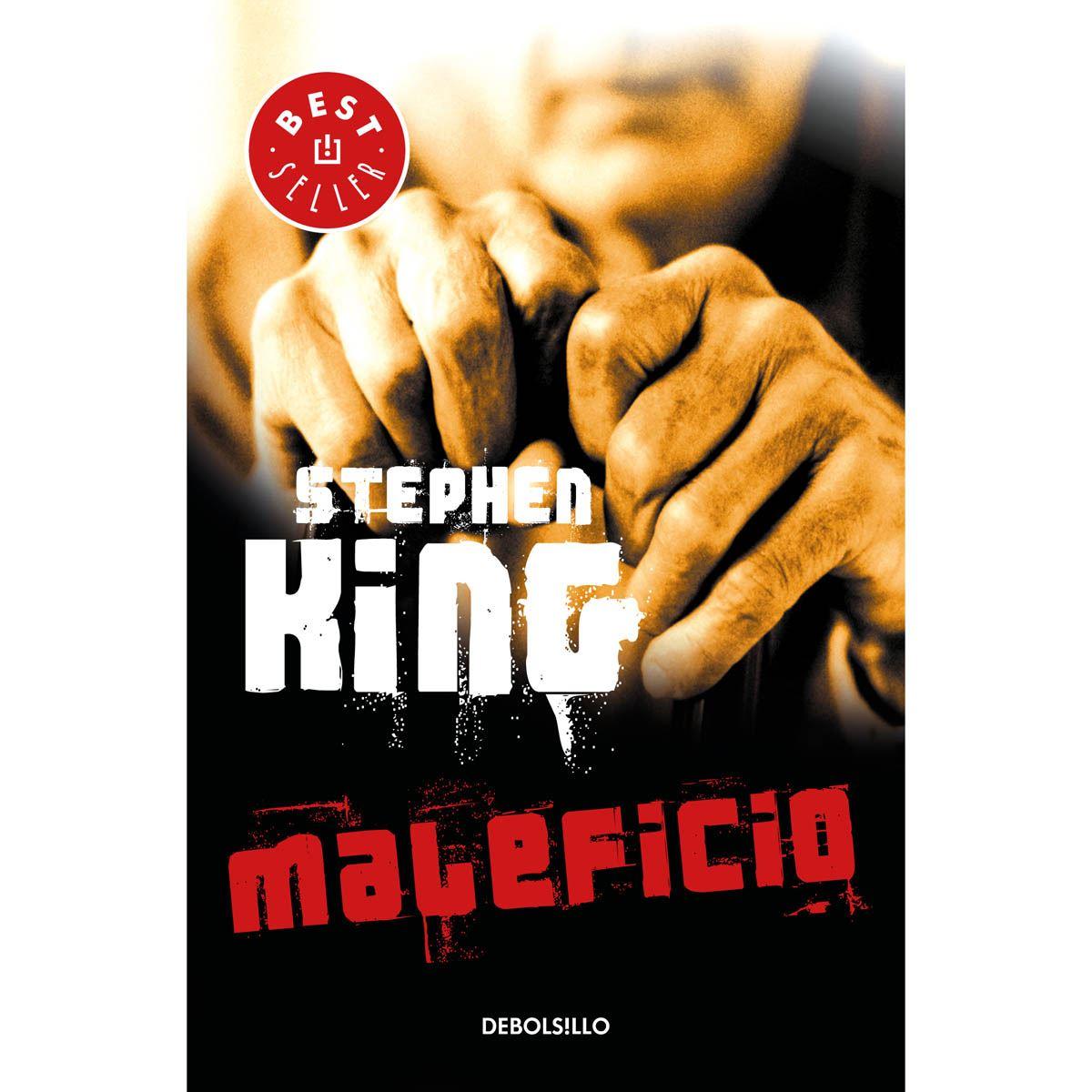 Libro Maleficio - Stephen King 1 U