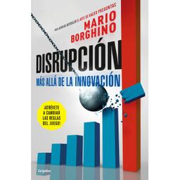Libro Disrupción - Mario Borghino 1 U