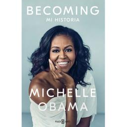 Libro Mi Historia - Michelle Obama 1 U