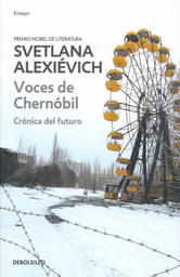 Libro Voces de Chernobil - Svetlana Alexiévich 1 U