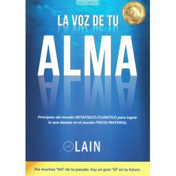Libro La Voz de tu Alma. Volumen 1. García Calvo Lain 1 U