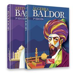 Libro Paquete Baldor Álgebra / Aritmética. Baldor 2 U