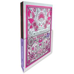 Libro Paquete #Coloreanding Dpuo Pack. Malacara Gaba 2 U