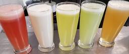 Agua de Frutas Piña