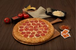 Pizza Crazy Crunch