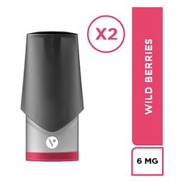 Cartucho para ePen3 - Wild Berries 6mg/mL