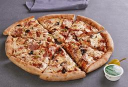 Pizza The Works Grande NY