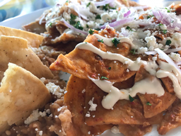 Chilaquiles Chipotle