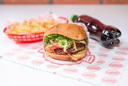 Bbq Pollo Burger