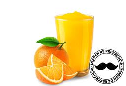 Agua de Naranja con Pepino