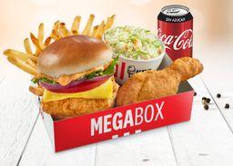 Mega Box Suprema+Ke-Tira