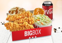 Big Box Ke-Tiras