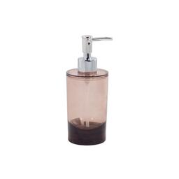 Dosificador Namaro de Jabón Líquido Acrílico Café 1 U