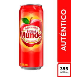 Sidral Lata 355 ml