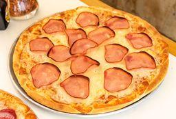 Pizza de Lomo Canadiense