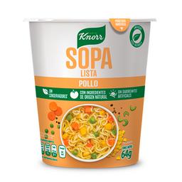 Sopa instántanea Knorr Pollo 64 g