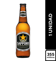Japonesa Sapporo 355 ml