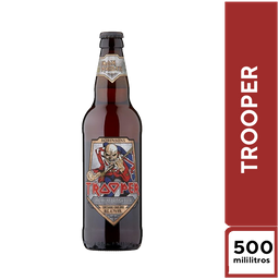 Cerveza Iron Maiden Beer