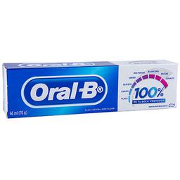 Oral B Pasta 66 mL Menta Refrescante