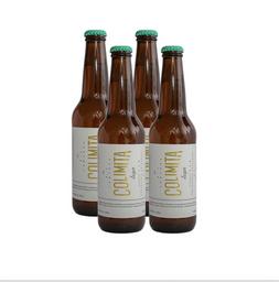 Cerveza Artesanal Colima Colimita Botella 355 mL x 4