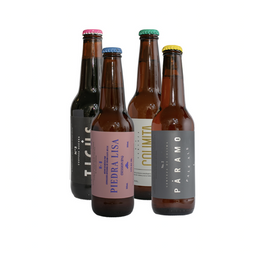 Cerveza Artesanal Colima Starter Pack 355 mL x 4
