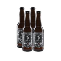 Cerveza Patito Belgian Blonde Ale Botella 355 mL x 4