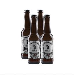 Cerveza Patito Pilsner Botella 355 mL x 4