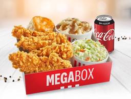 Megabox 4 Ke - Tiras