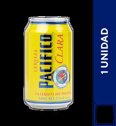 Cerveza Pacífico Lata 355 ml