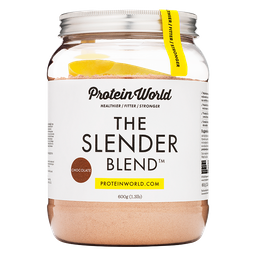 Slender Blend Protein World Chocolate 600 g