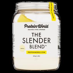 Slender Blend Protein World Vainilla 600 g