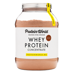 Whey Protein Concentrate Protein World Chocolate 900 g