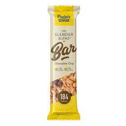 Barra Protein World Con chispas de Chocolate 1 U