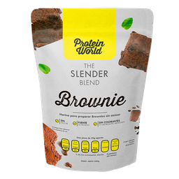 Harina Protein World Para Brownies 200 g