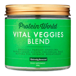 Food Supplement Protein World Vital Veggies Blend 250 g