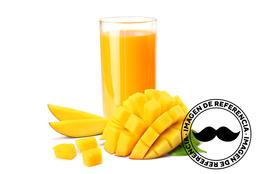 Agua de Mango Colado Mediana