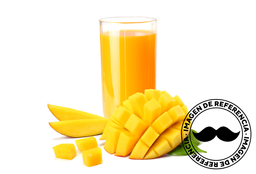 Agua de Mango Colado Grande