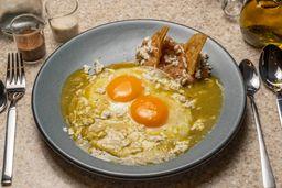 Huevos Garabatos