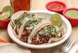 4 x 3 Tacos