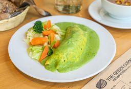 Omelette Green Corner
