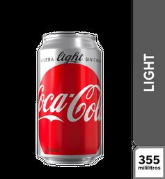 Coca-Cola Ligth 355 ml