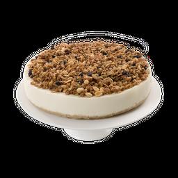 Cheesecake de Yogur Granola Mediano
