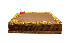Pastel de Chocolate Tradicional 1 capa