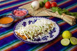 Burrito Orden 2 Piezas
