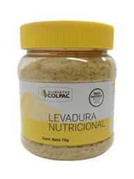 Colpac Levadura Nutricional Vegano Bote