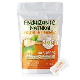 Endulzante Monk Fruta Del Monje 120 g