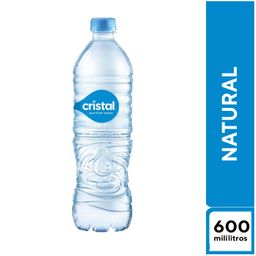 Cristal Natural 600 ml