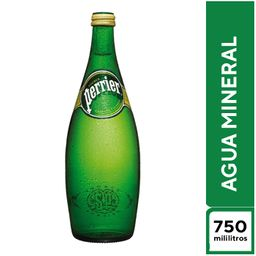 Perrier Mineral 750 ml