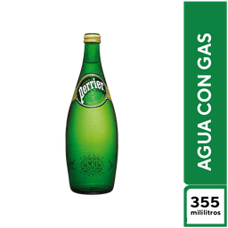 Perrier Con Gas 355 ml