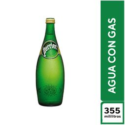 Perrier Con Gas 355 ml